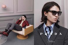 Prada F/W 2013/14, Ezra Miller