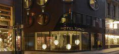 Design Konzept | Hotel TOPAZZ – Wien