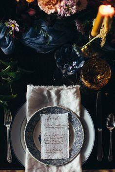 Kinfolk meets dutch still life wedding inspiration - 100 Layer Cake