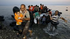 Refugee crisis: How you can help refugees trying to reach safety in Europe and here in Australia Help Refugees, Syrian Refugees, Refugee Crisis, To Reach, World War Ii, Britain, Safety, Journey, Europe
