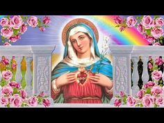 LAS 3 ORACIONES DIARIAS A MARIA - YouTube
