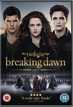 Film Review - The Twilight Saga: Breaking Dawn Part 2