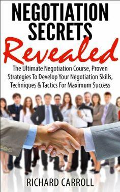 Negotiation Skills Training: Open Negotiation Courses