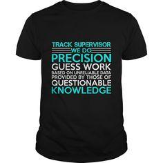 TRACK SUPERVISOR Precision2 P2