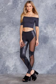 BFF Leggings - LIMITED ($90AUD) by BlackMilk Clothing