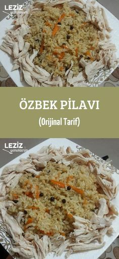 Turkish Kitchen Turkish Cuisine Turkish Recipes Rice Dishes Bulgur Lunches And Dinners Food Videos Food Hacks Lace Frontal Vegetarian Recipes, Cooking Recipes, Turkish Kitchen, Good Food, Yummy Food, Middle Eastern Recipes, Turkish Recipes, Mets, Pasta