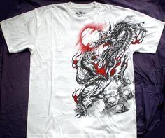 T-shirt Drago Vs. Tigre