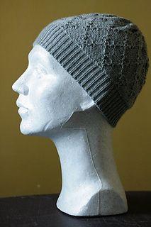 Timantti-pipo merinovillasta Ravelry, Knit Crochet, Beanie, Patterns, Knitting, Hats, Projects, Fashion, Block Prints
