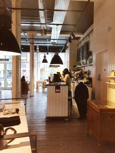 AIDA cafein Shoreditch, London