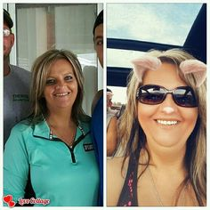 My friend Susan Hall, shares her #Better💖  I can't believe how much my body has changed in a month... Bye Bye DOUBLE CHIN I'm not going to miss you.😂 Thank you to everyone for all the complements yesterday about how great I'm looking. I feel amazing! I have a better complexion, I'm more focused, sleep better and love the energy. Most of all love the inches and weight dropping 18lbs gone so far. Keto/OS is the BOMB! If your interested you can message me or click on my link in the comments…