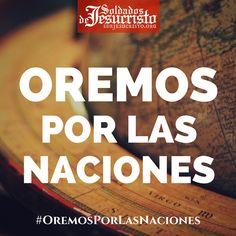 #OremosPorLasNaciones