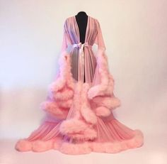 Imagen de pink, fashion, and robe