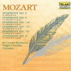 Symphonies 8 9 44 47 & 11  - Number 9