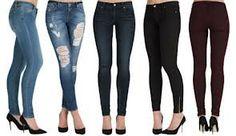 Jeans: En tiempos de la fiebre de oro en Estados Unidos, Oscar Levis-Strauss, comerciante, convirtio en pantalones la tela azul proveniente de Nimes ( de ahi el nombre de denim) con lo que se hacian las tiendas de campaña.