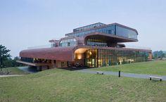 Daum Space.1 | Mass Studies | Jeju Province, South Korea | Project Portfolio | Architectural Record