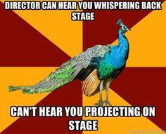 Theatre kid probs