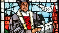 Luther wasn't trick-or-treating when he approached the threshold of the church in Wittenberg, but it's no accident he picked October 31.