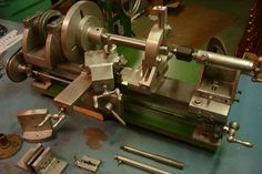 Gingery Lathe and Accessories