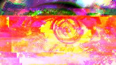 Glitched eye by rsice