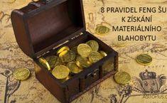 8 pravidel feng šuej k získání materiálního blahobytu Tarot, Nordic Interior, Feng Shui, Decorative Boxes, Narnia, Finance, Astrology, Psychology, Finance Books
