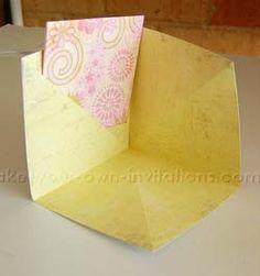 Materials: x 11 paper or cardstock markers, construction paper Glue Scissors Mini Scrapbook Albums, Mini Albums, Paper Glue, Paper Crafts, Construction Paper, Handmade Books, Book Binding, Book Making, Mini Books