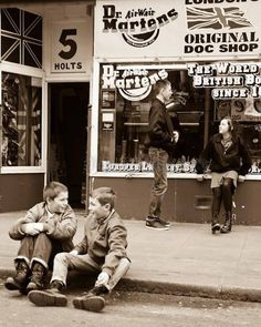 British boot Company - Camden Town