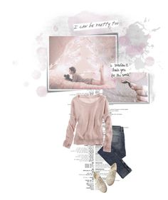 """'I wouldn't trade you for the world.' ♥"" by ikaley ❤ liked on Polyvore featuring Post-It, Ksubi, Aerie, Pixie, skinny jeans, oxford shoes and sweaters"