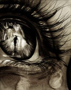 Your eyes make around 4.5 liters of tears in a year, they keep your eyes wet even when you are not crying:0