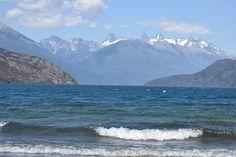 Lago puelo - chubut argentina