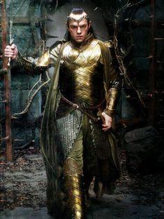 The Hobbit :The Battle of five Armies. Elrond Earendilion