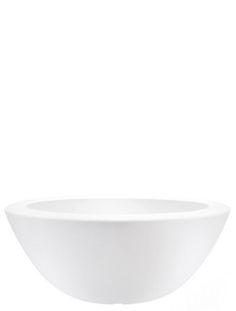 KVĚTINÁČE A OBALY | Elho Pure | Pure® Soft Bowl White | POKOJOVKY.cz - orchideje, pokojové rostliny, tilandsie, masožravé rostliny, palmy, kapradiny