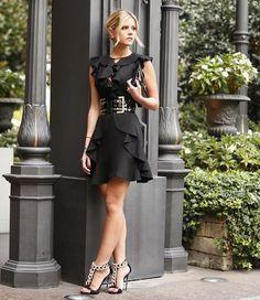 Milão Fashion Week / Look do dia