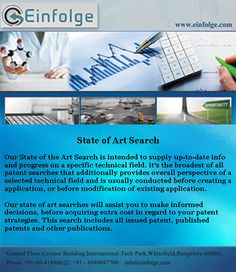 State of Art Search