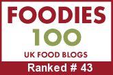 Foodies100 Index of UK Food Blogs