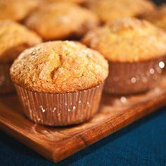 Kleines Gebäck, großer Genuss: Unsere Muffins mit chai latte