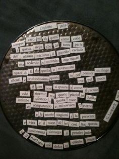 Le parole magnetiche dell'infinito  (Leopardi – Rispoli, 2012)