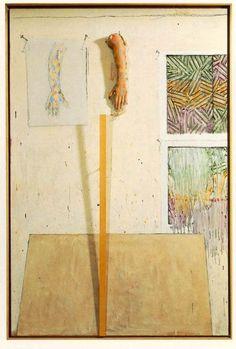 Jasper Johns - In the Studio, 1982