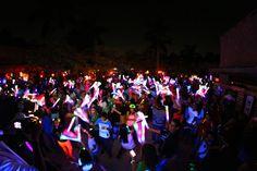 Hicimos una fiesta por el planeta #EarthHour #PlazaFutura #HoraDelPlaneta #TierraFutura