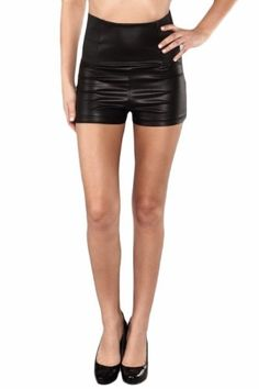 G2 Chic Solid High Waisted Shorts $24.96