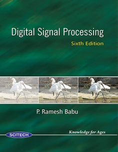 digital signal processing by p ramesh babu pdf free download