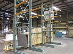 SJF Cantilever Racks, New & Used (Buy & Sell)