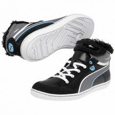 f3cb6b5b0b5 Dámské zimní boty Puma v nepřehlédnutelném designu. Díky vnitřnímu  zateplenému kožíšku jsou boty ideální pro