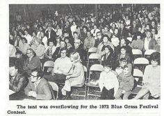 1972 Cullman Blue-Grass Festival