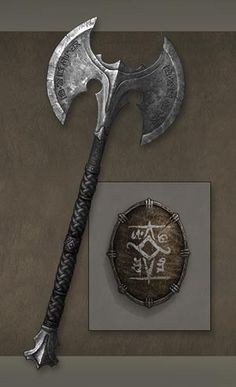orc bone club - Google Search