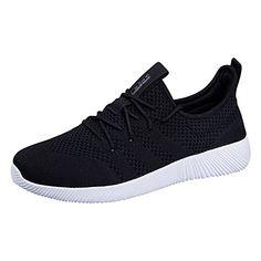 6d5bfe13d243 QIMAOO Basket Sneakers Confortable pour Femme Et Homme Outdoor Chaussures de  Sports Respirant pour Jogging Fitness Gym Course Randonnée