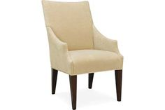 Lee Industries 5206-41 Dining Arm Chair with your own fabric/desk chair option