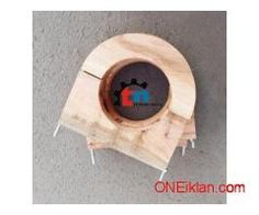 Jual Wooden Block Pipa Chiller - Wooden Block & Ubolt Supporting Pipe - Klem Kayu Pipa