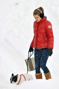 Look ski: La reina de las nieves