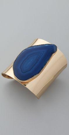 Charles Albert  Agate Solid Cuff  Style #:ALCHE30005  $180.00
