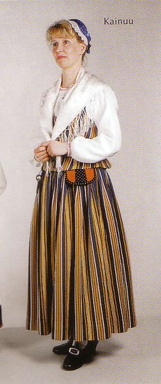Folk Costume, Costumes, Finland, Midi Skirt, Skirts, How To Wear, Inspiration, Folklore, Clothes